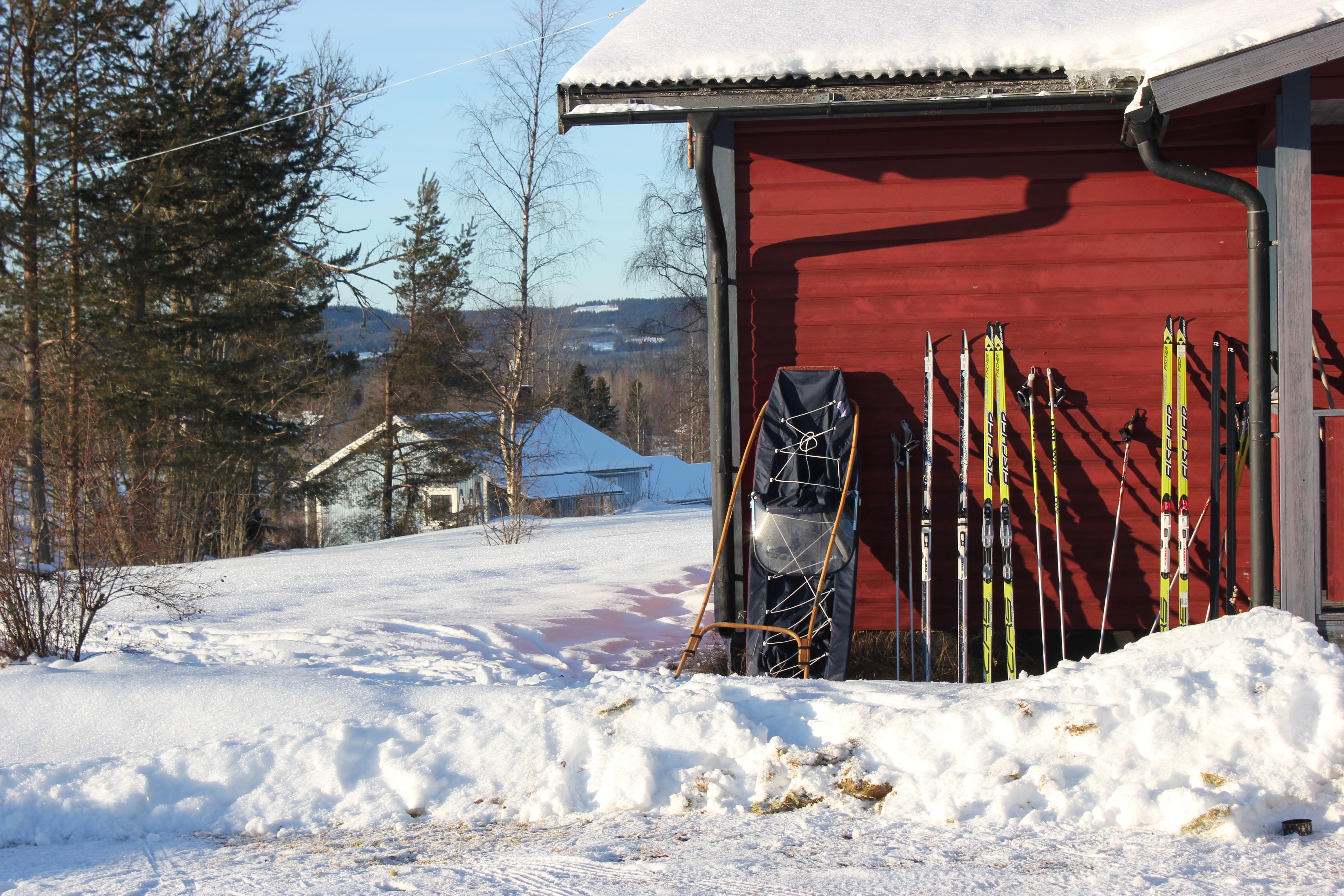 sälen valla skidor
