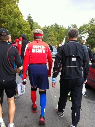 SuperÖISaren Lennart innan start!
